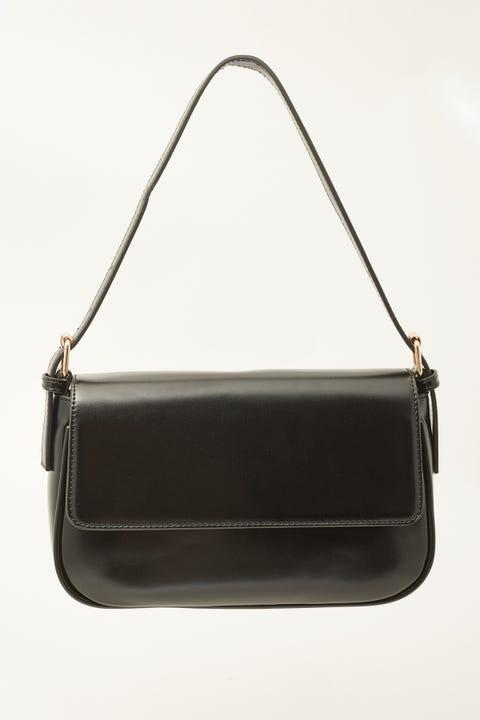 Token Abel Shoulder Bag Black