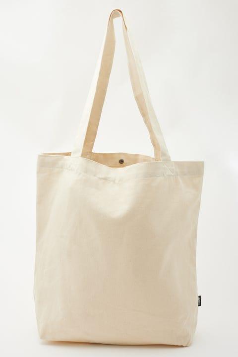 Common Need Organic Cotton Tote Bag Natural