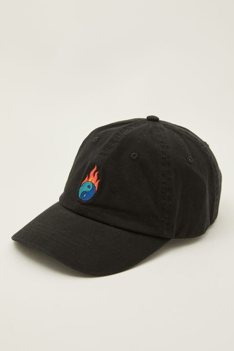 Neovision Yin Yang Burner Cap Washed Black