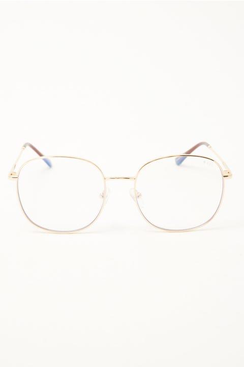 Roc Eyewear Whateveh Gold / Blue Light Gold / Blue Light