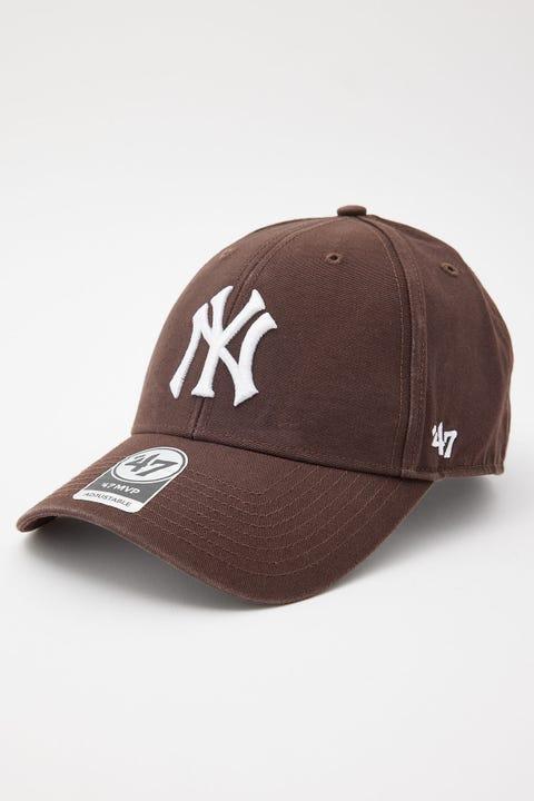 47 Brand Legend MVP NY Yankees Brown