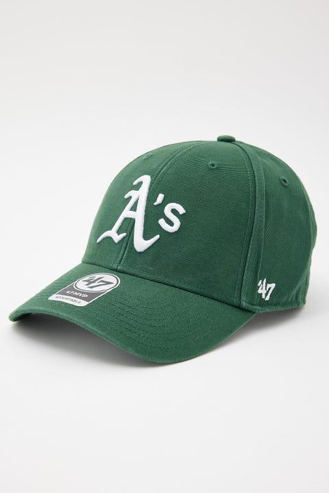 47 Brand Legend MVP Oakland Athletics Green