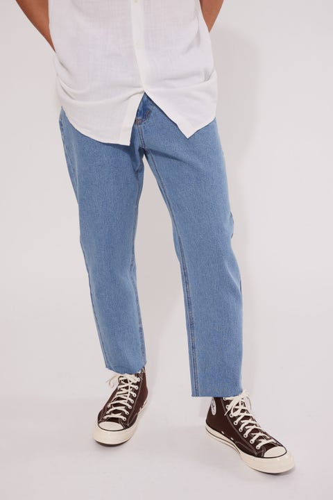 Common Need Dexter Relaxed Jean Classic Blue
