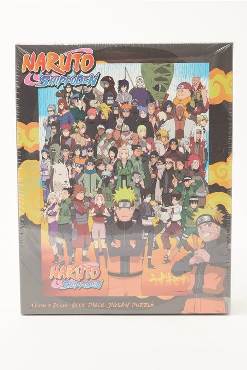 Naruto Shippuden Cast Puzzle