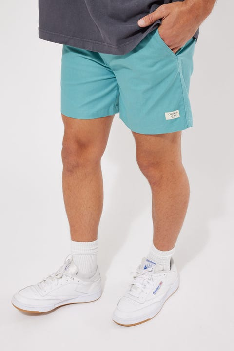 Common Need Cruise Swim Short Mineral Teal