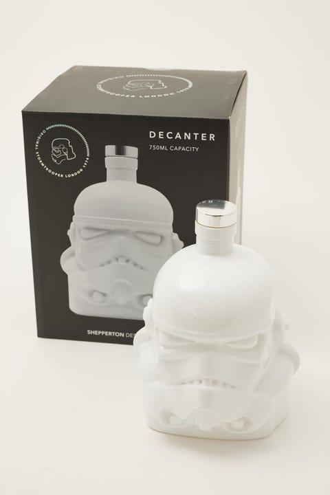 Stormtrooper Decanter White
