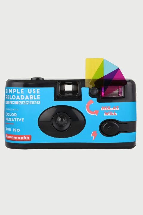 Lomography Simple Use Film Camera Colour Negative 400