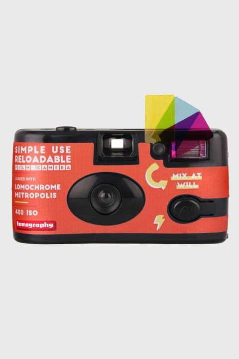 Lomography Simple Use Film Camera Metropolis