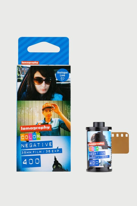 Lomography Colour Negative 35mm 400 Film 3 Pack NULL