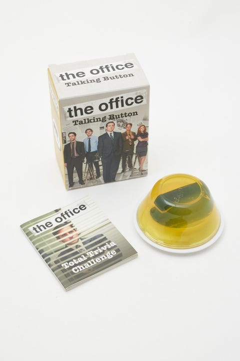 Brumby Sunstate The Office Talking Button Mini Kit NULL