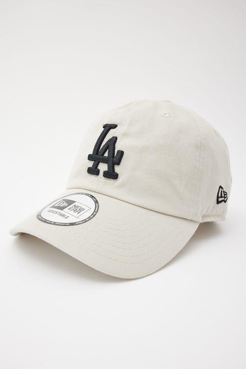 New Era Casual Classic LA Dodgers Stone/Black