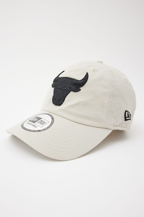 New Era Casual Classic Chicago Bulls Stone/Black