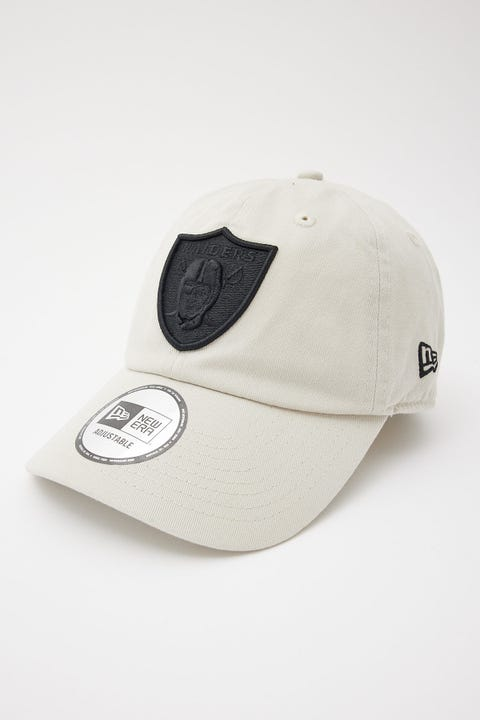 New Era Casual Classic Las Vegas Raiders Stone/Black