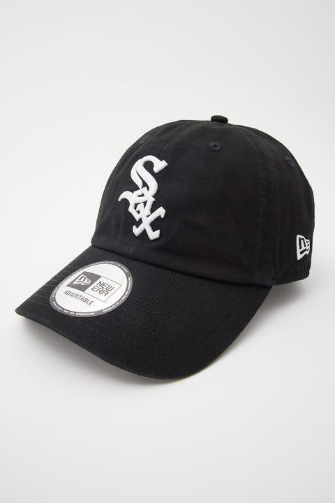 New Era Casual Classic Chicago White Sox Black