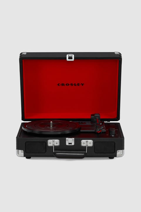 Crosley Cruiser Bluetooth Portable Turntable Black