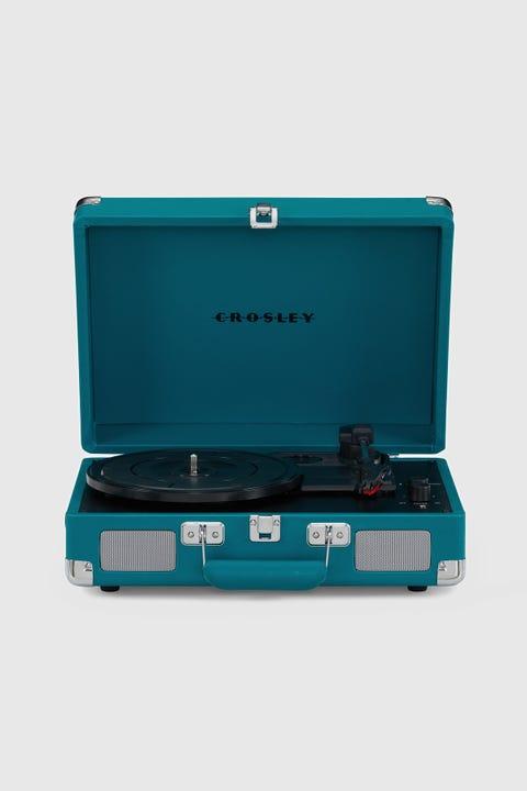Crosley Cruiser Bluetooth Portable Turntable Teal