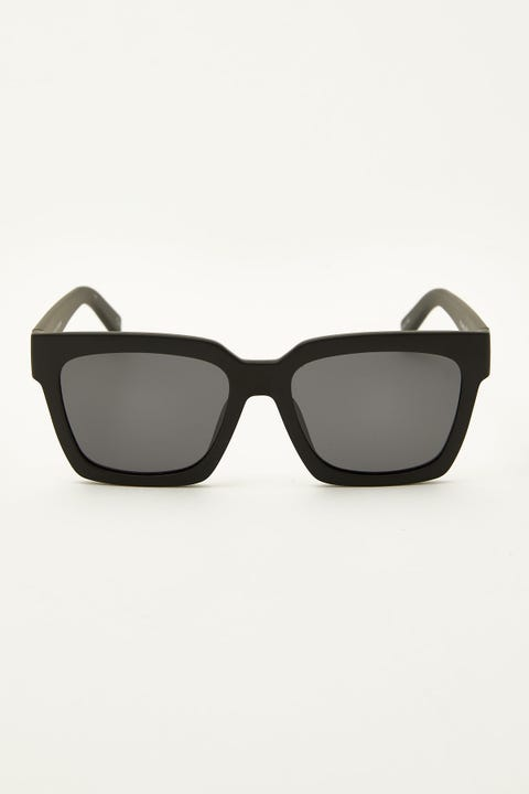 Le Specs Weeeknd Riot Polarized Matte Black