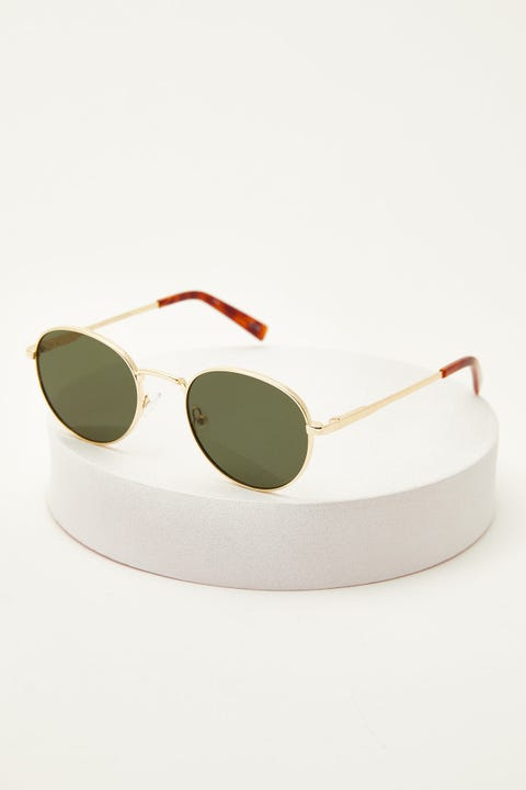 Le Specs Lost Legacy Gold/Green