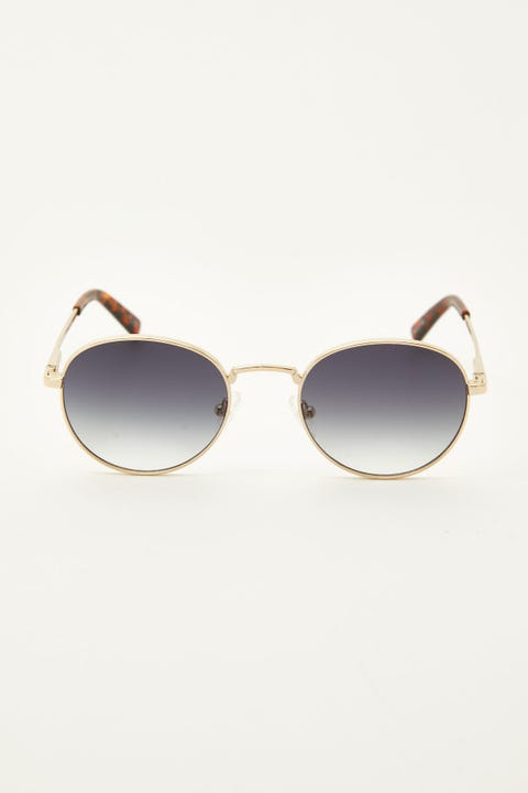 Le Specs Lost Legacy Gold/Smoke Gradient