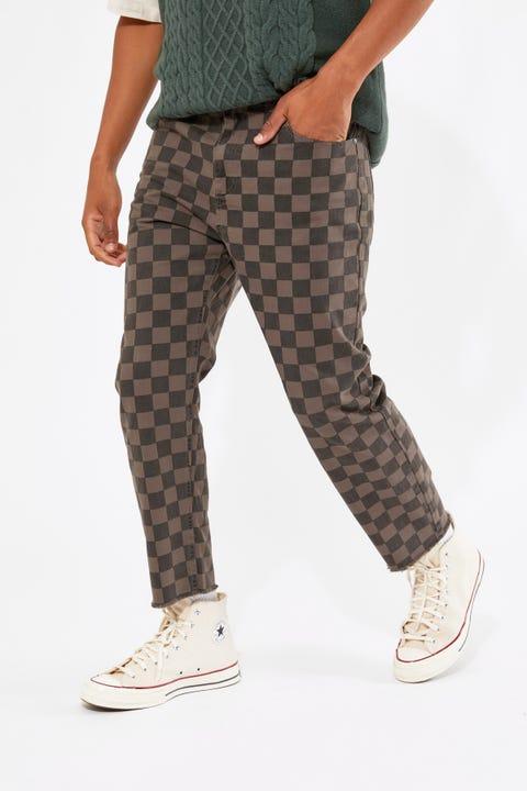 Common Need Dexter Jean Grey Checkerboard