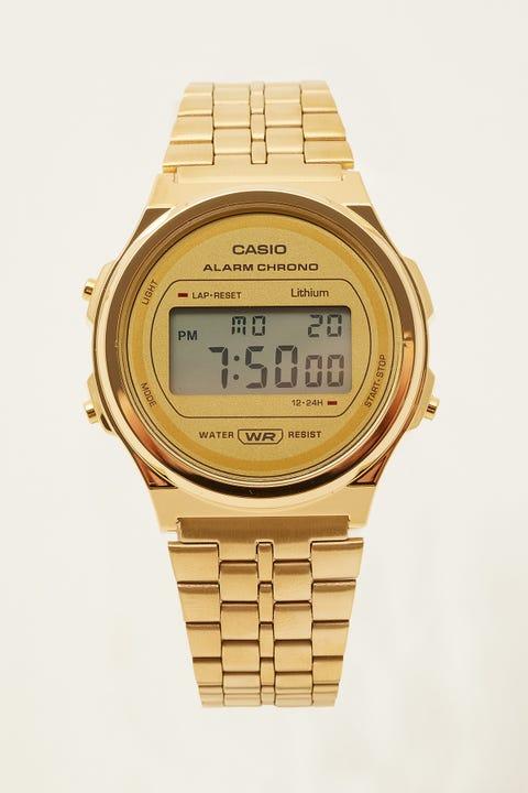 Casio A171WEG-9ADF Gold