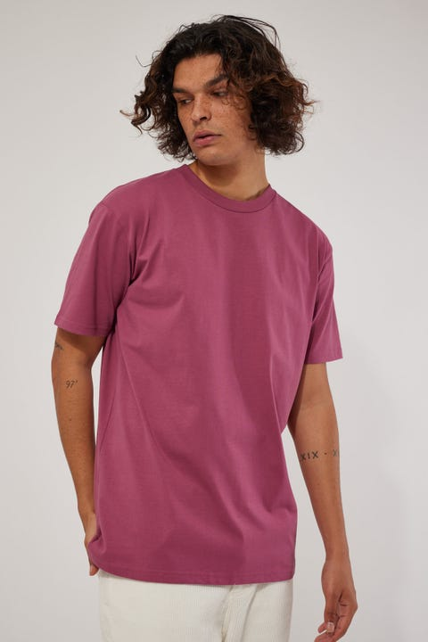 As Colour Classic Tee Berry