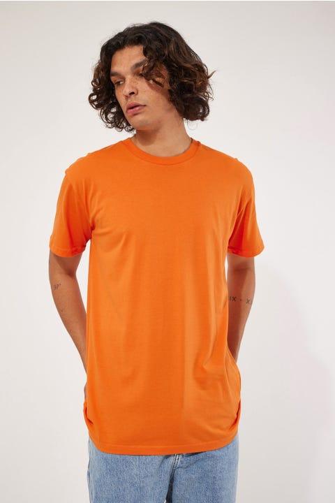 As Colour Staple Tee Orange