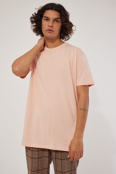 As Colour Staple Tee Pale Pink