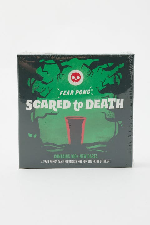 Cut Fear Pong: Scared to Death Expansion