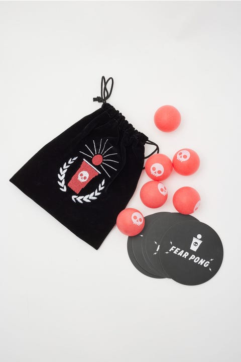 Cut Fear Pong: Ball Sack