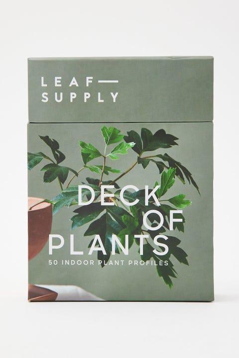Leaf Supply Deck of Plants