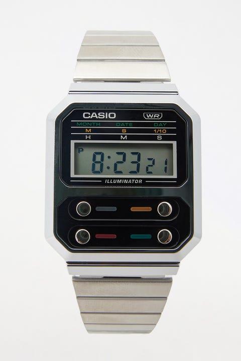 Casio A100 Silver