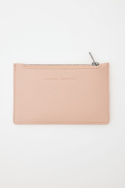 Status Anxiety Avoiding Things Wallet Dusty Pink