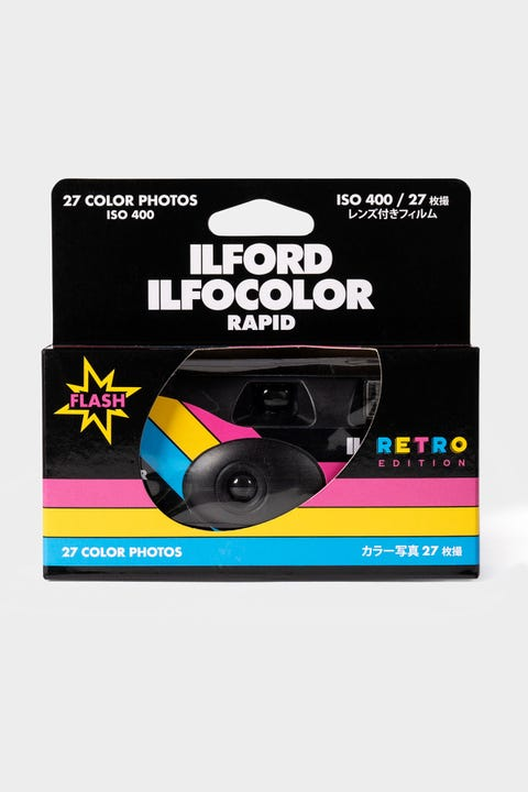 Ilford ILFOCOLOR Rapid Single Use Camera