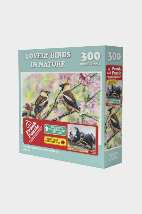 Birds Prank 300 Piece Puzzle