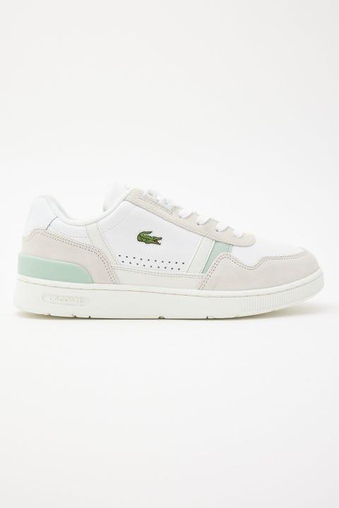 Lacoste T-CLIP 0121 3 SFA White / Light Green