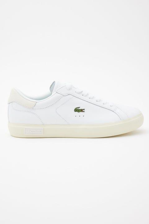 Lacoste POWERCOURT 0721 1 SFA White / Off White